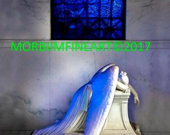 Weeping Angel by Omni Dulin