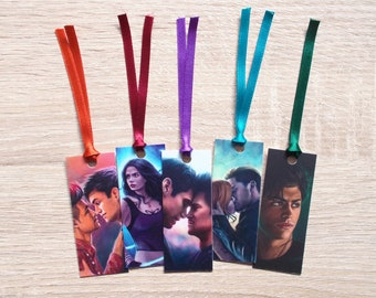 Shadowhunters mini bookmarks