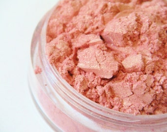SAMPLE Sweet Pea- All Natural Mineral Eyeshadow Pigment