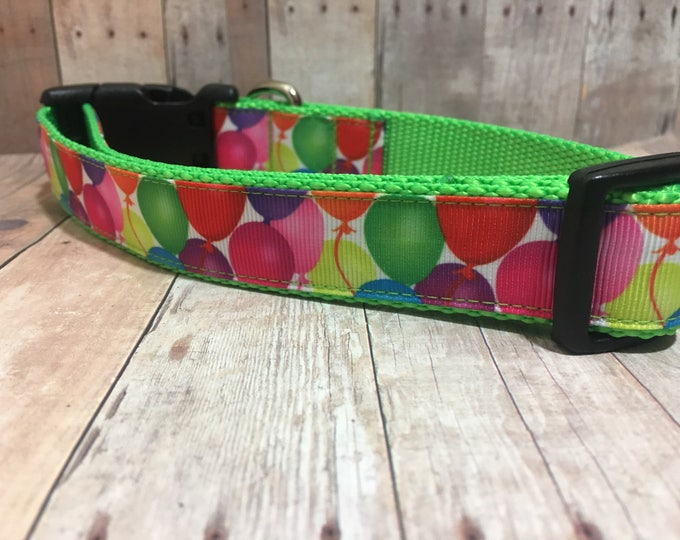 "The Shannon | Designer 1"" Width Dog Collar 