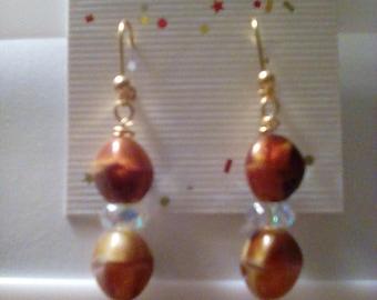 Tigereye Earrings