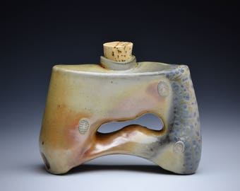 Wood Fired Flask 1