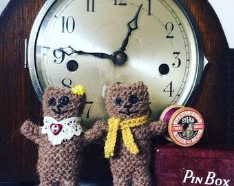 Little Ted Knitting Kit