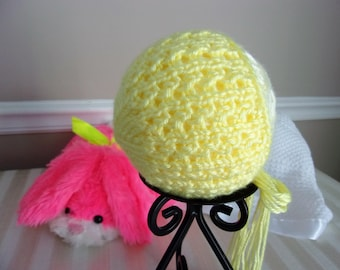 The Roo Bonnet (PATTERN ONLY)