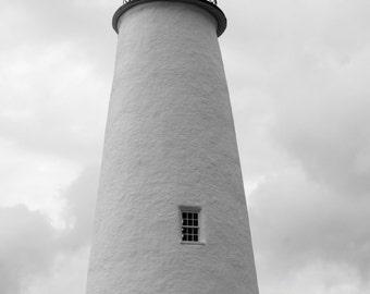 Orcacoke Lighthouse Photography Print