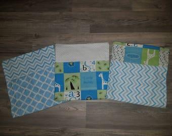Little Buddy Burp Cloth set