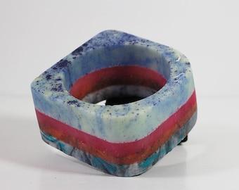 AS_70, resin bracelet, resin bangle, as series