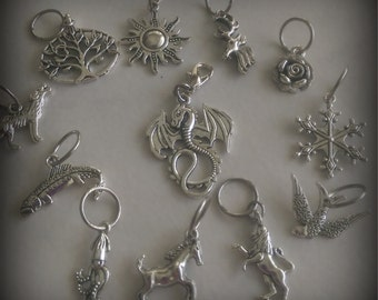 Game of Thrones inspired Collection - Knitting Stitch Markers