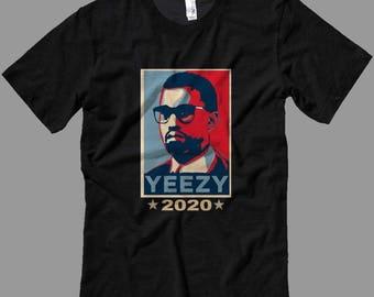 Kanye 2020 T Shirt -T Shirts- Long Sleeves-Tanks-Sweatshirts-Hoodies-Youth-Womens-Mens-up to 5XL