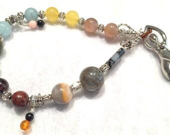 Corn Goddess spirit beads