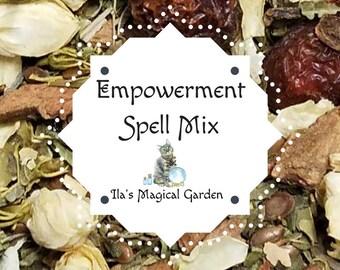 Empowerment Spell Botanical Blend