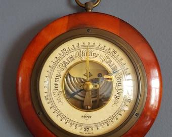 Vintage Swift Barometer West Germany