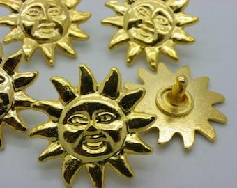 brass 8 Suns to fix 25 mm super parts