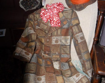 Mad Hatter Jacket and Hat