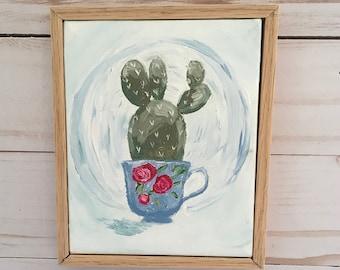 Tea Time - 3x4