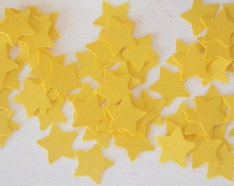 200+ Party Confetti Star Shape