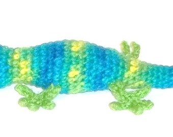Cat Toy Catnip Tropical Lizard