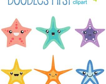 starfish clipart etsy rh etsy com starfish clipart black and white starfish clipart