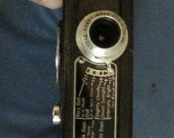 Vintage Kodak 8mm Movie Camera