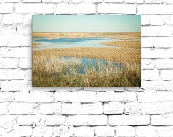 Canvas Print - My Everglade backyard + Fine Art Photography + Wall Art