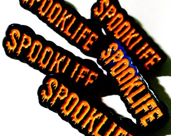 Spooklife, Creepster, Horror Enamel Pin 30 mm