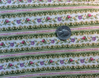 Fabric traditions floral print fabric