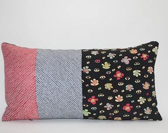 Three Kimono Pillow