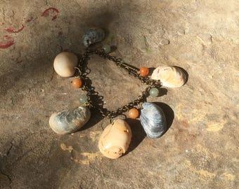 Slipper Shell bracelet