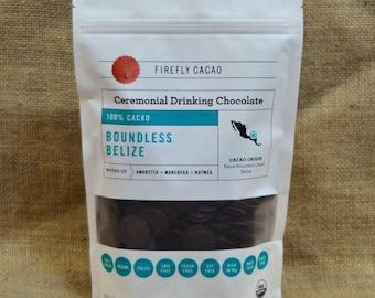 16oz/454g Ceremonial Grade Organic Cacao Paste