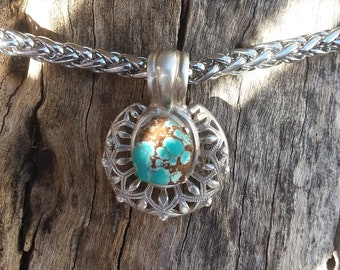 Turquoise Jewelry~Sterling Silver NNative American Jewelry-Western fashion~Silver Sale