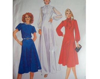 McCall's Dress Pattern 7787 - Uncut - Vintage