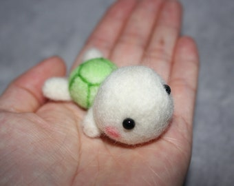 Cute Felt Turtle Decoration