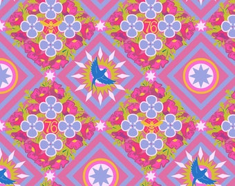 Seventy Six Opal Renewal A-8444-P Alison Glass Andover Fabrics
