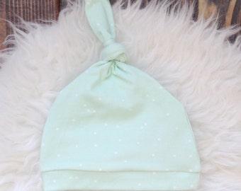 Mint newborn hat/Newborn Hat/ Newborn Hat/Newborn Hat/Infant Hat/ Newborn Hat/Baby Hat/ Newborn Hat/baby hat/infant hat