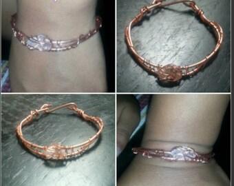 Children's custom  made healing   bracelets