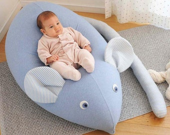 Kids 39 bean bag chairs etsy for Baby and kids first furniture