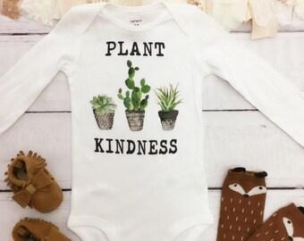 Plant Kindness  Gender neutral version