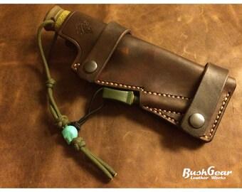 Handmade leather Knife sheath KS004