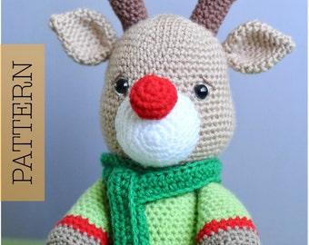 Amigurumi Reindeer Free Pattern : Best amigurumi deer and moose images crochet