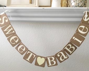 Sweet babies banner