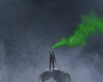 """Kong: Skull Island,  11""""x17"""" Movie Poster Print. FREE Shipping Style A"""