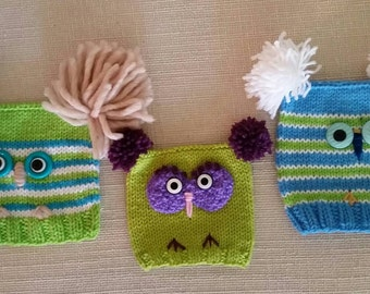 Owl Hat Design Your Own
