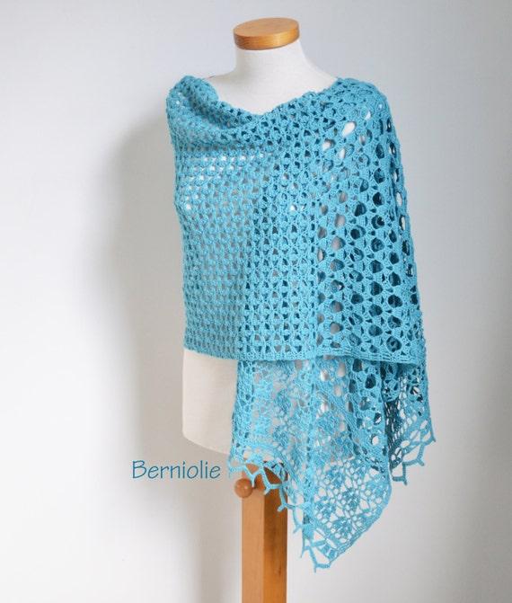 Gratis Haakpatroon Rechte Sjaal Haken T Crochet Shawl