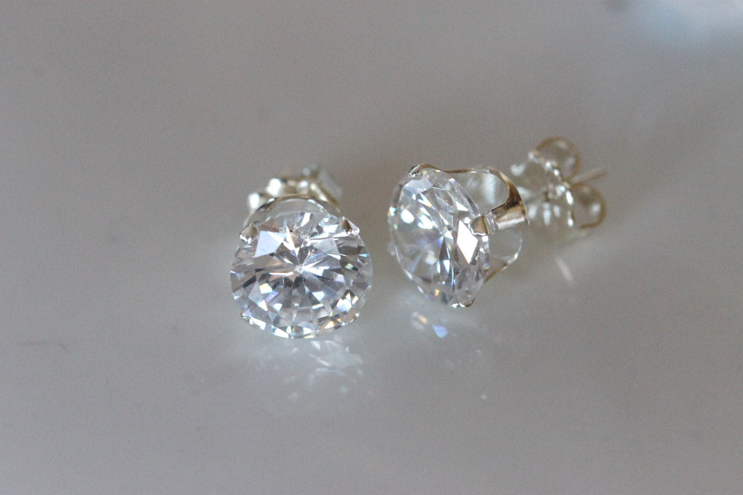 stock dormeuse diamond earrings alamy photo large very