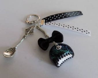 Gourmet key black candy