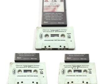 70's little river band - first under the wire | cassette tape