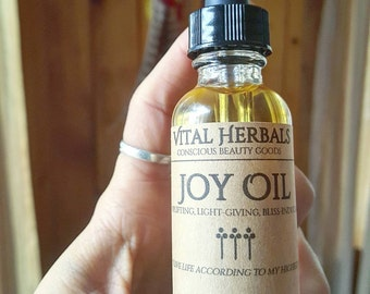 Joy antidepressant aromatherapy blend