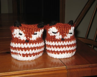 Fox Boot Cuffs