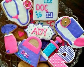 Doc cookies (12 cookies)