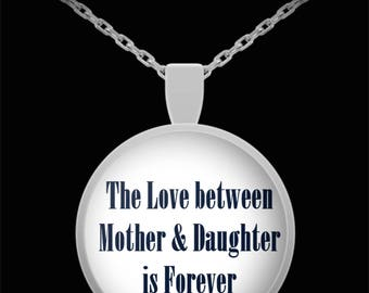 The Love between Mother & Daughter is Forever